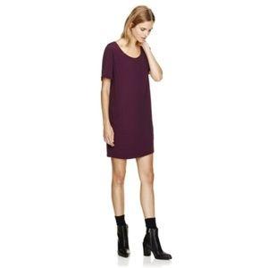 Wilfred Free Purple Dress (Xsmall)